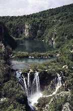 Plitvicer Seen Nationalpark Kroatien